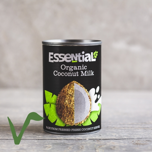 Tinned coconut milk 400g