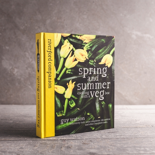 Riverford companion cook book: spring & summer veg