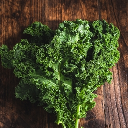 Curly kale 250g