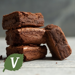Double chocolate brownies 200g