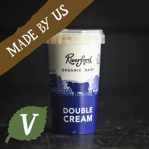 Double cream 227ml