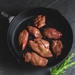 Duck livers 230g