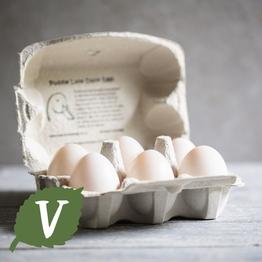 Duck eggs x6