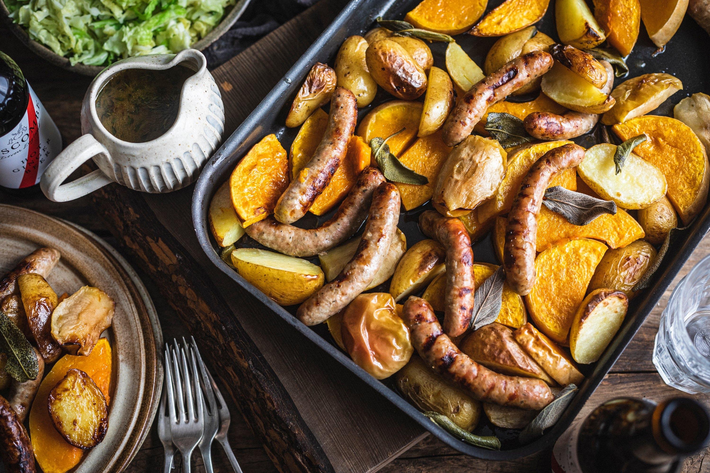 Family meat recipe box #2