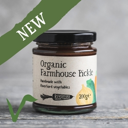 Farmhouse pickle 200g