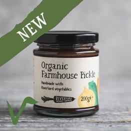Farmhouse pickle 200g
