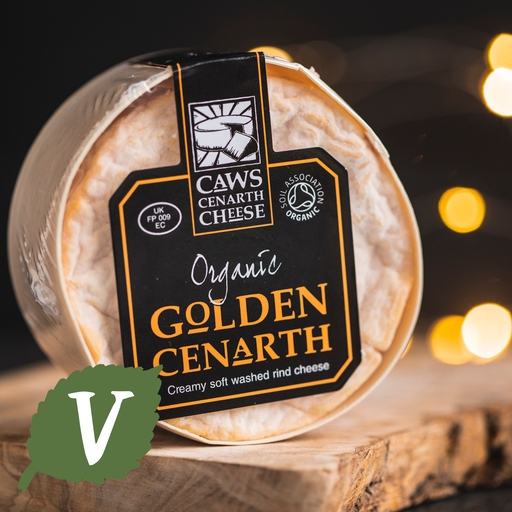 Golden cenarth semi-soft cheese 200g