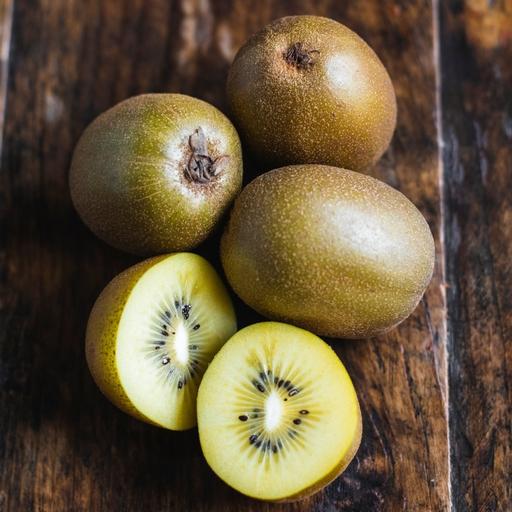 Golden kiwi fruit x4