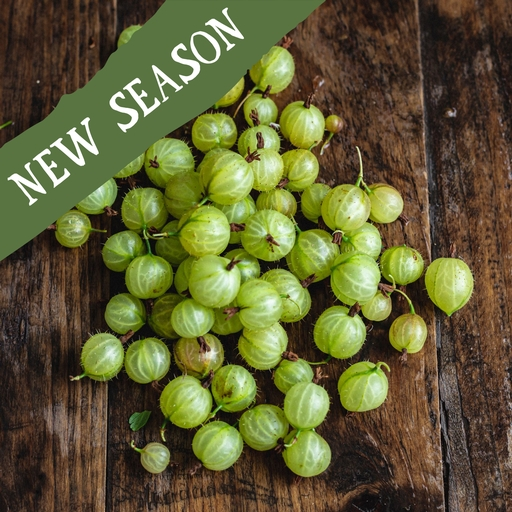 Gooseberries 250g