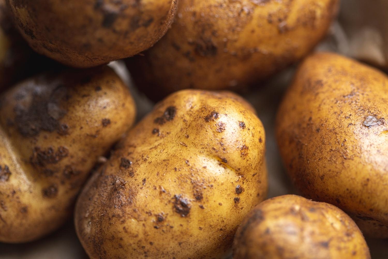 Jersey royal potatoes