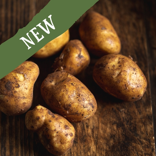 Jersey royal potatoes 500g