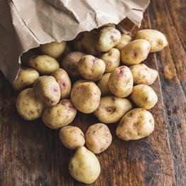 Mini King Edward potatoes 1kg