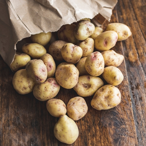 Mini King Edward potatoes 1kg