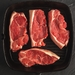 Lamb leg steaks 350g