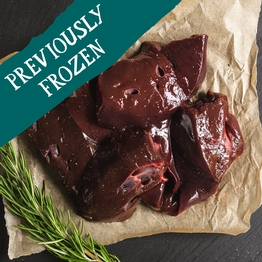 Lambs liver 350g