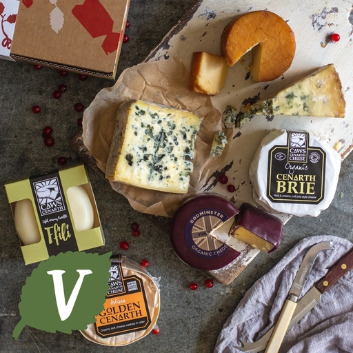 Large british cheese box