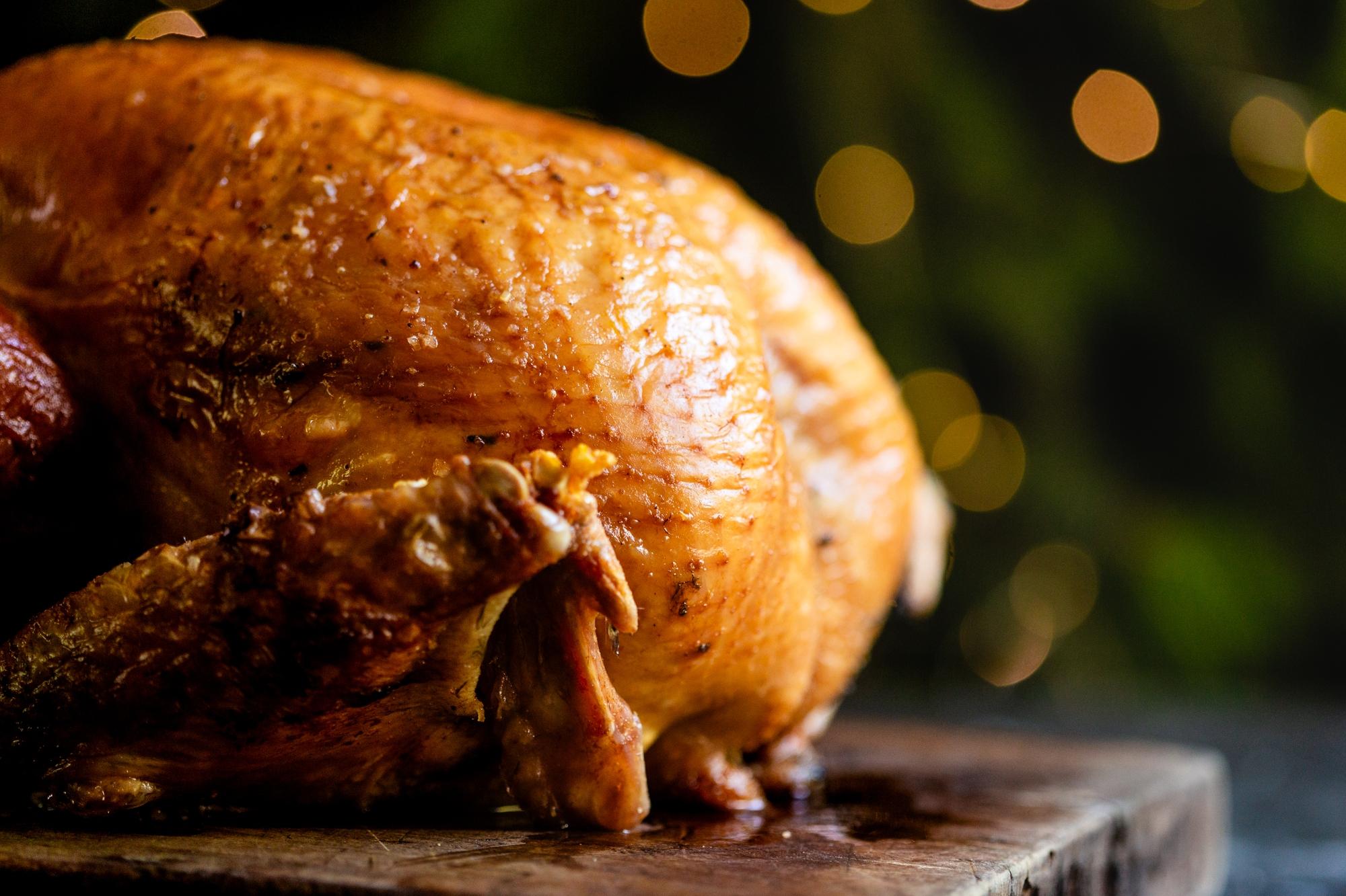 Turkey medium (feeds 10-12)