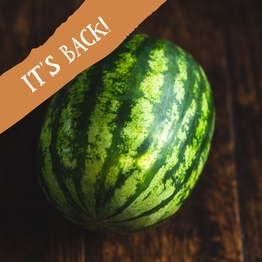 Mini watermelon