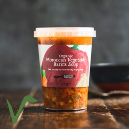 Moroccan vegetable harira soup 600g