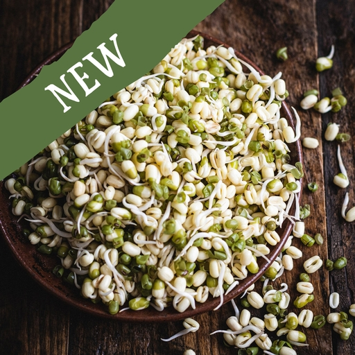 Mung bean sprouts 200g