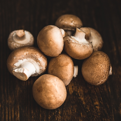 Chestnut mushrooms 200g
