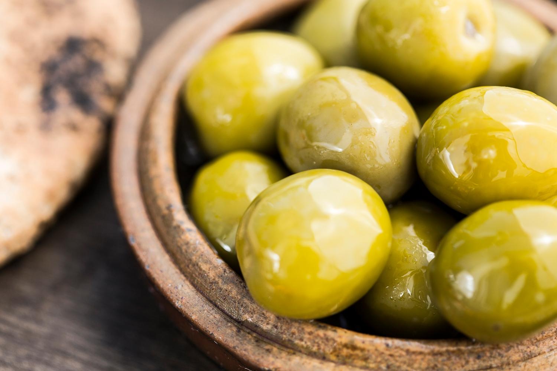 Nocellara del belice olives