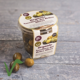 Nocellara del belice olives 210g