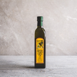 Italian extra virgin fruttato olive oil