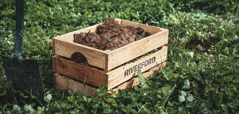 Organic Devon soil