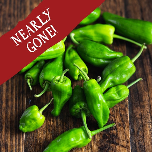 Padron peppers 200g