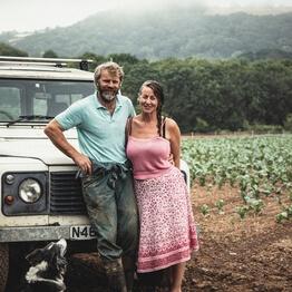 Kate & Andy Maciver-Redwood