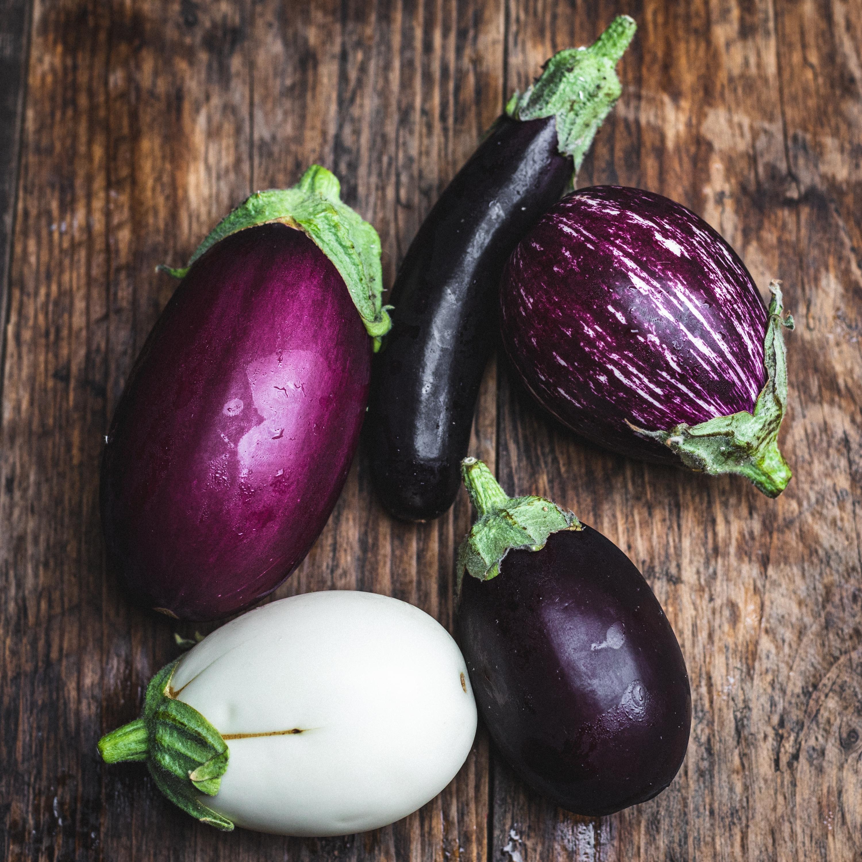 Picture of Mini aubergines
