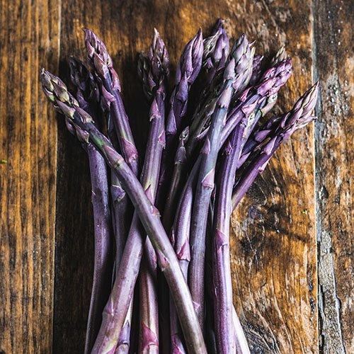 Picture of Purple asparagus