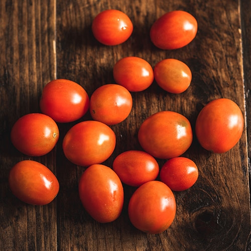Picture of Baby plum tomatoes