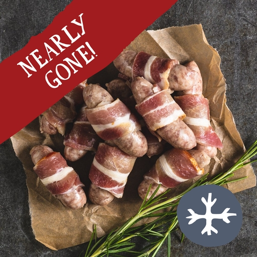 10 x Pigs in blankets 300g