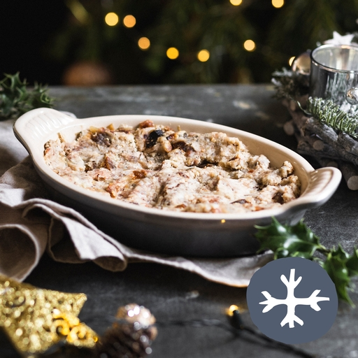 Pork and apricot stuffing 400g