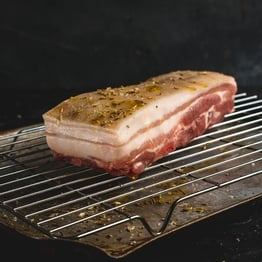 Pork belly joint 690g