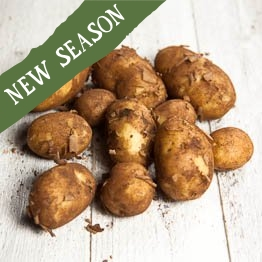 New potatoes 1kg
