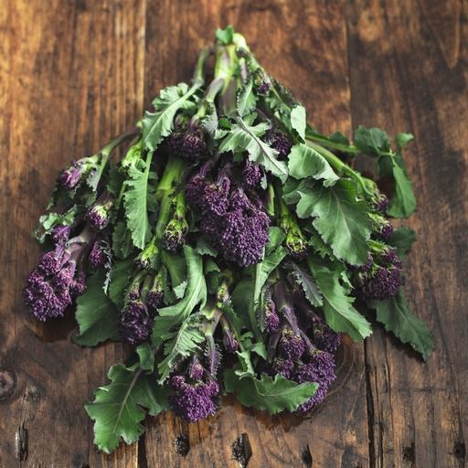 Purple sprouting broccoli 350g