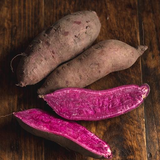 Purple sweet potatoes 600g