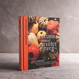Riverford companion cook book: autumn & winter veg