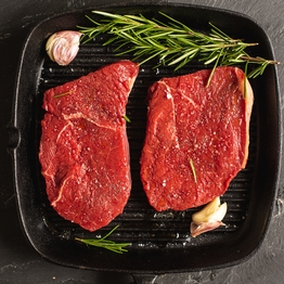 Beef rump steak 380g