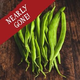 Runner beans 400g