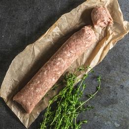 Pork sausage meat (gluten free)