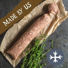 Pork sausage meat (gluten free) 400g