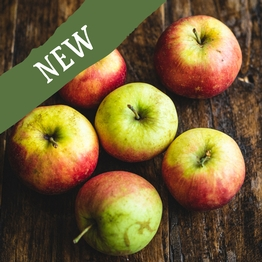 Scrumptious apples 750g