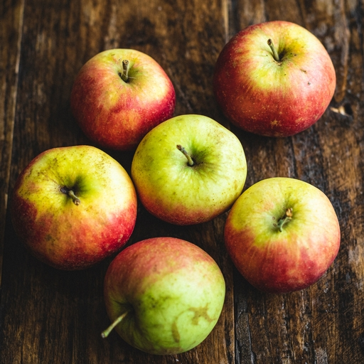 Scrumptious apples 750g