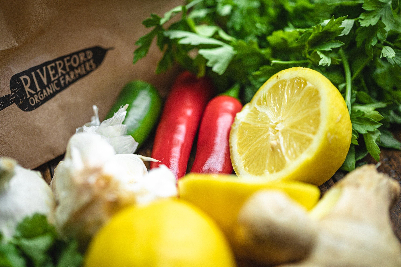 Organic essentials boxes