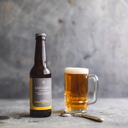 Barnaby's pilsner lager 33cl