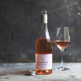 Domaine Begude pinot rosé 75cl